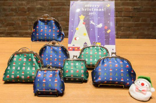 クリスマス商品多数入荷 可愛らしい商品が盛りだくさんです。