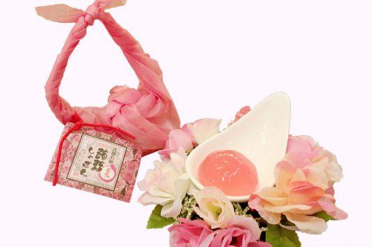 """蒟蒻しゃぼんの数量限定商品 """"薔薇"""" 販売中です。"""