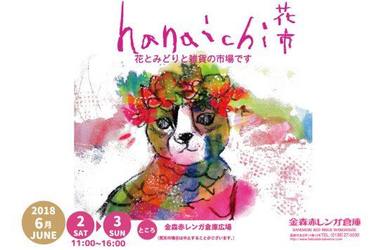 hanaichi 花市 ~ 花とみどりと雑貨の市場です ~