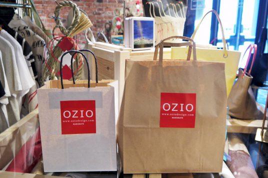 OZIOの福袋を1月1日から販売します。予約も受けつけてますよ!