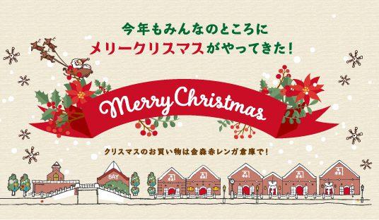 今年もみんなのところにメリークリスマスがやってきた!